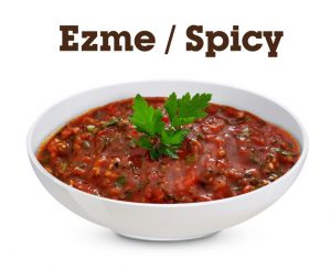 ezme spicy durum cafe