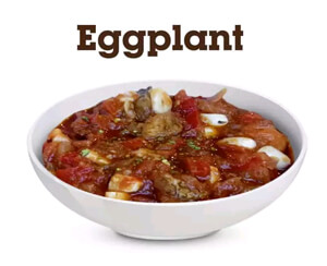 eggplant durum cafe