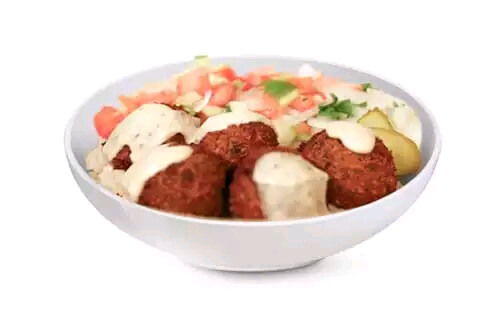 falafel halal durum cafe