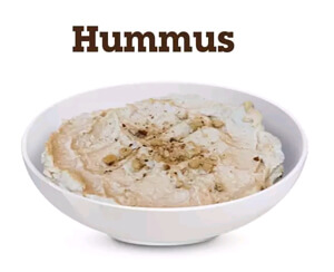 humus durum cafe