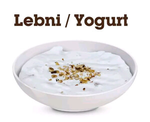 lebni yogurt durum cafe